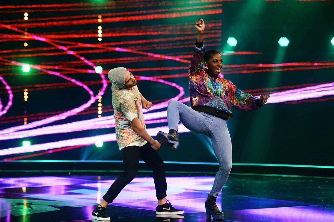 Got-To-Dance-Dayan-Raheem-08-SAT1-ProSieben-Willi-Weber - Bildquelle: SAT.1/ProSieben/Willi Weber