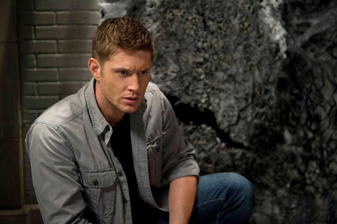 Es wird immer komplizierter für Dean (Jensen Ackles) Sam zu verheimlichen, dass ein Engel in ihm lebt ... - Bildquelle: 2013 Warner Brothers