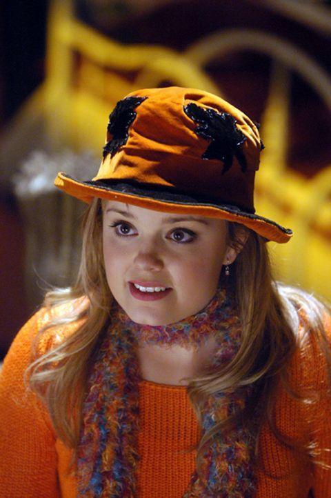 Eines Tages organisiert Marnie (Kimberly Brown), zum Verdruss einiger Einwohner der Hexenstadt, einen Studentenaustausch zwischen Halloweentown und... - Bildquelle: The Disney Channel