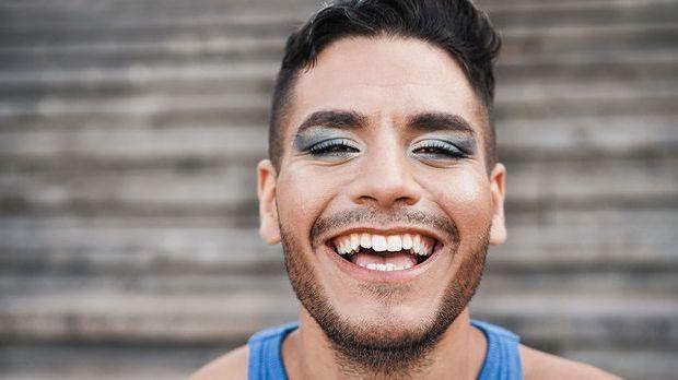 Warum schminken sich Frauen - und die meisten Männer nicht?