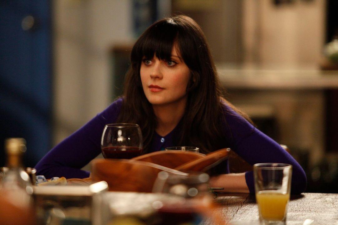 Soll auf Russells Tochter Sara aufpassen - doch kann das gutgehen? Jess (Zooey Deschanel) ... - Bildquelle: 20th Century Fox
