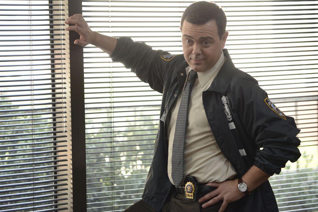 Charles Boyle (Joe Lo Truglio) - Bildquelle: Erica Parise 2014 UNIVERSAL TELEVISION LLC. All rights reserved / Erica Parise