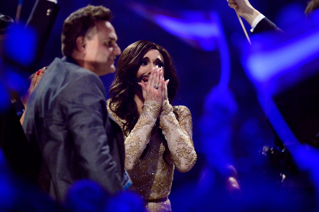 Eurovision-Song-Contest-Conchita-Wurst-5-140509-AFP - Bildquelle: AFP