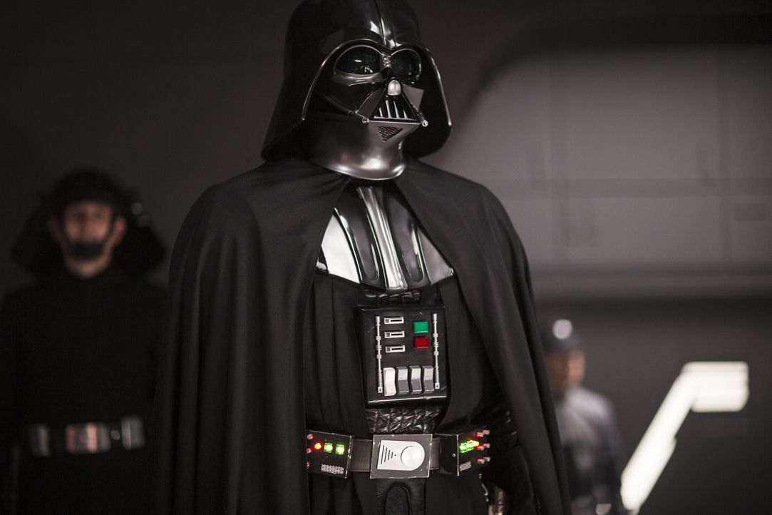 Darth Vader (Spencer Wilding/Daniel Naprous) - Bildquelle: Jonathan Olley TM & © Lucasfilm Ltd. / Jonathan Olley