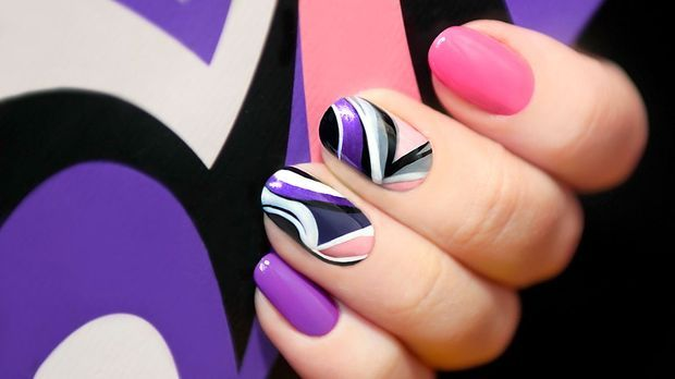 Kurze Fingernägel mit angesagten Nail-Designs: Wir haben die schönsten Looks...