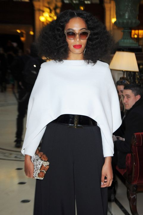 Paris-Fashion-Week-Solange-Knowles-150305-WENN-com - Bildquelle: WENN.com