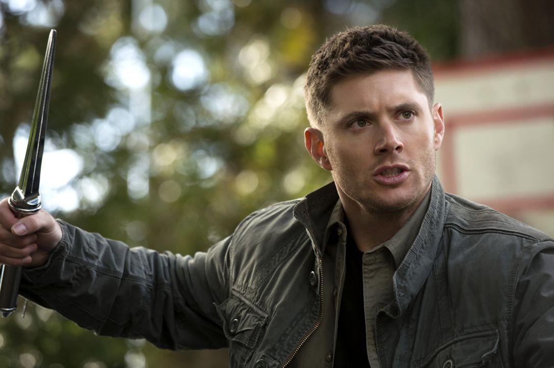 Geht es Dean (Jensen Ackles) wirklich gut oder beeinflusst ihn das Mal mehr, als er ahnt? - Bildquelle: 2013 Warner Brothers