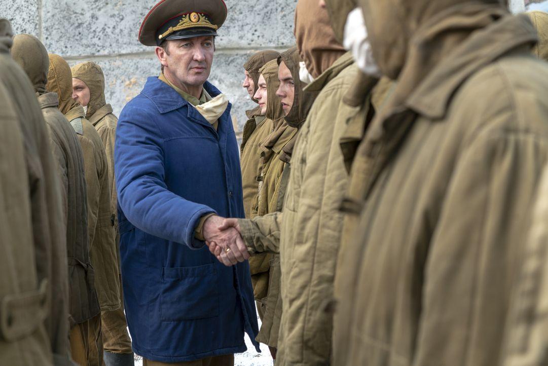 General Tarakanov (Ralph Ineson) - Bildquelle: Sky UK Ltd/HBO
