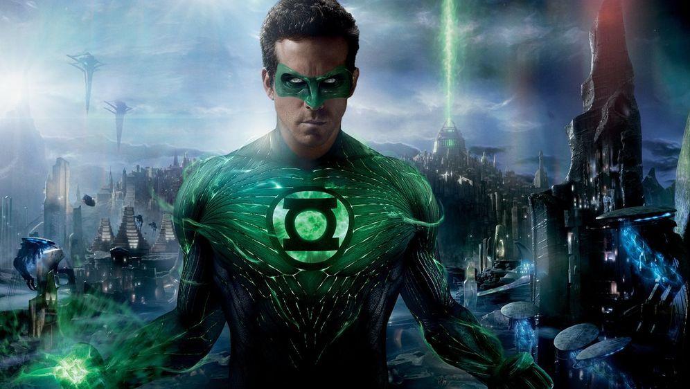Green Lantern - Bildquelle: Warner Bros.