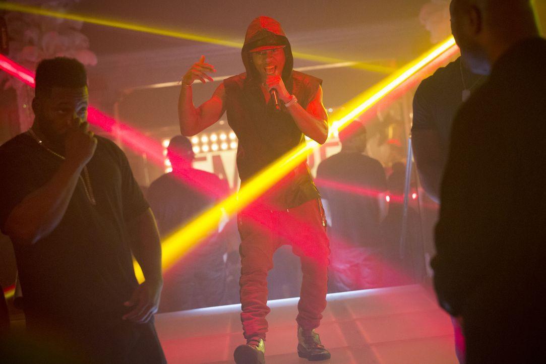 Lucious plant eine Party, bei der er seine Rückkehr feiern will. Doch Cookie und Hakeem crashen das Event mit einer Kampfansage von Hakeems (Brysher... - Bildquelle: Chuck Hodes 2015-2016 Fox and its related entities.  All rights reserved.