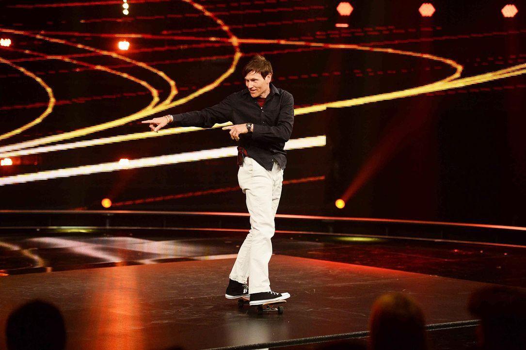 Got-To-Dance-Guenther-Eddie-10-SAT1-ProSieben-Willi-Weber - Bildquelle: SAT.1/ProSieben/Willi Weber