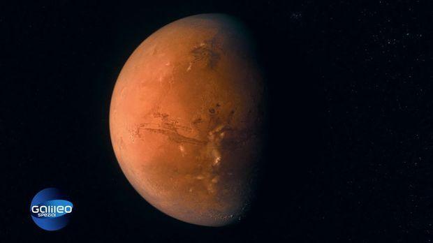 Galileo - Galileo - Sonntag: Galileo Spezial - Mission To Mars