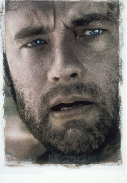 Cast Away - Verschollen: Am Ende der Welt fängt Chuck Nolands (Tom Hanks) Odyssee erst an ... - Bildquelle: Francois Duhamel 2001 Twentieth Century Fox Film Corporation and Dreamworks LLC. All rights reserved