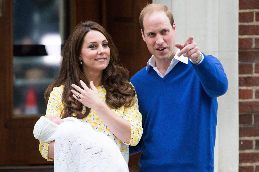 Royal-Baby-2-Prinzessin-09-dpa - Bildquelle: dpa