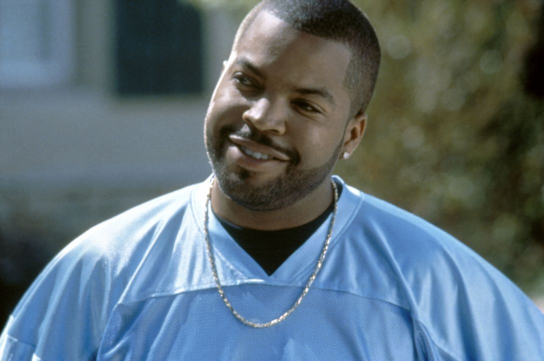 Bereits nach kurzer Zeit wird Craig (Ice Cube) klar, dass er vom Regen in die Traufe gekommen ist ... - Bildquelle: Kinowelt Filmverleih