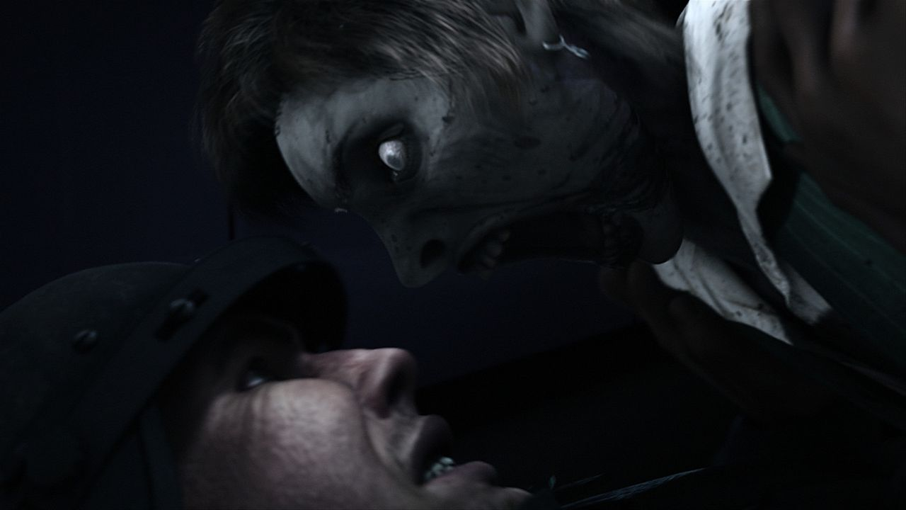 Horrorvorstellung: Die Bevölkerung in und um Racoon City wird durch den erneuten Ausbruch des T-Virus' nun zum zweiten Mal von Zombies heimgesucht.... - Bildquelle: 2008 Capcom Co., Ltd. and Resident Evil CG Film Partners. All Rights Reserved.