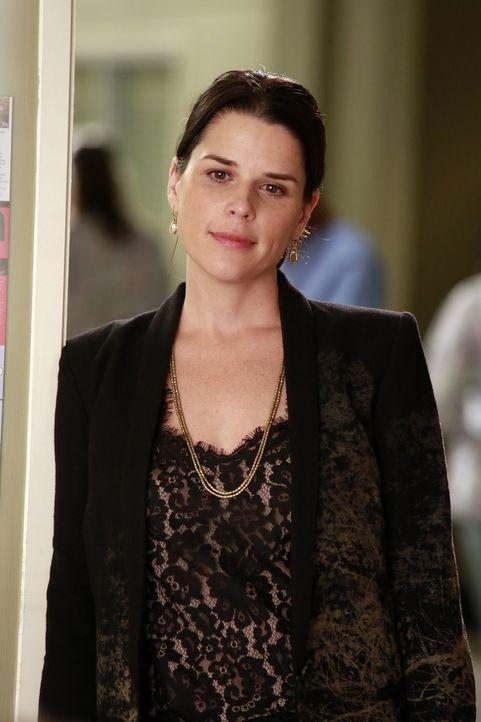 Sagt Meredith die Meinung: Lizzie (Neve Campbell) ... - Bildquelle: ABC Studios
