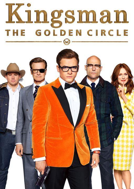 Kingsman: The Golden Circle - Artwork - Bildquelle: 2017 Twentieth Century Fox Film Corporation. All rights reserved.