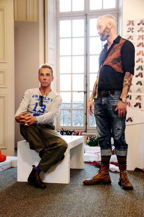 GNTM-Stf10-Epi14-Fashion-Week-Paris-118-ProSieben-Kristin-Hesse - Bildquelle: ProSieben/Kristin Hesse