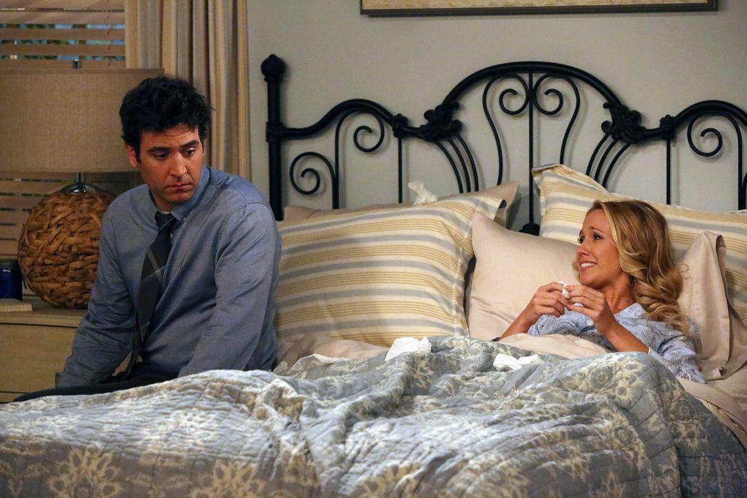 Ein Ausflug von Ted (Josh Radnor, l.) und Cassie (Anna Camp, r.) endet völlig anders als geplant ... - Bildquelle: 2013 Twentieth Century Fox Film Corporation. All rights reserved.
