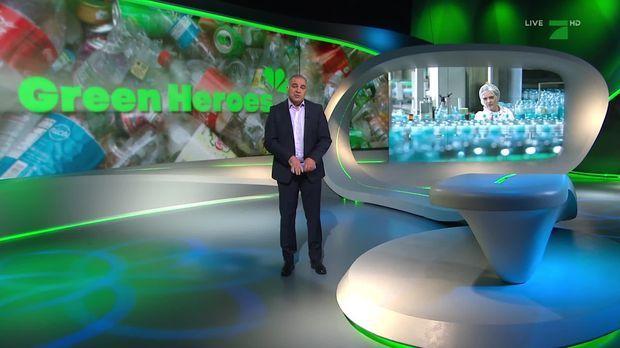 Galileo - Galileo - Donnerstag: G-klärt: Wie Gutes Plastik Produziert Wird