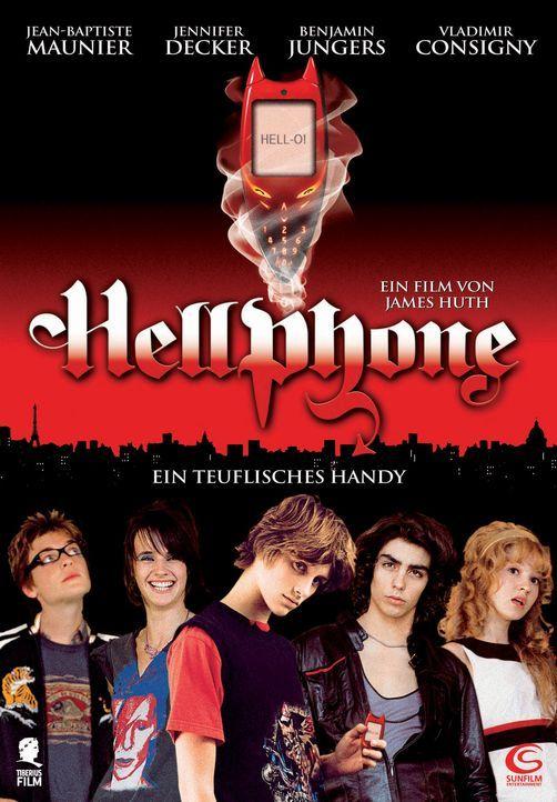 Hellphone - Plakatmotiv - Bildquelle: Tiberius Film GmbH & Co KG