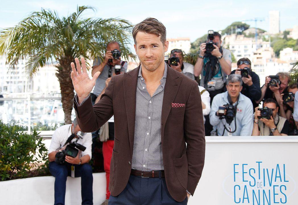 Cannes-Filmfestival-Ryan-Reynolds-14-05-16-AFP - Bildquelle: AFP