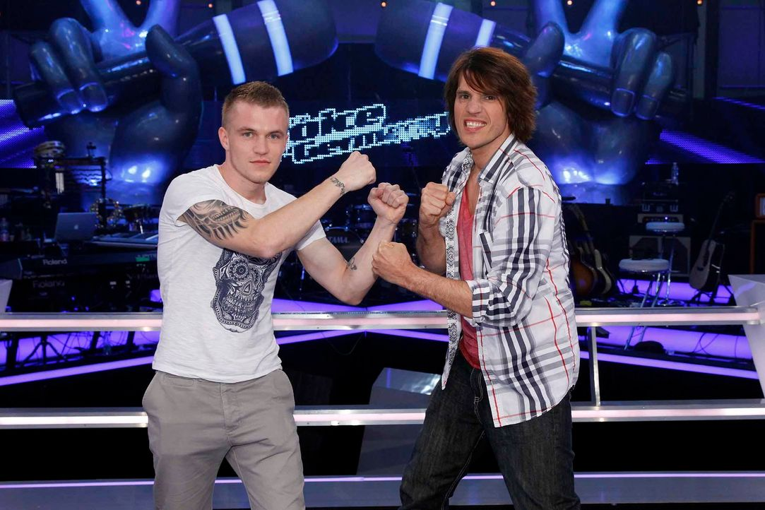 battle-michel-vs-sascha-l-01-the-voice-of-germany-huebnerjpg 2160 x 1440 - Bildquelle: SAT.1/ProSieben/Richard Hübner