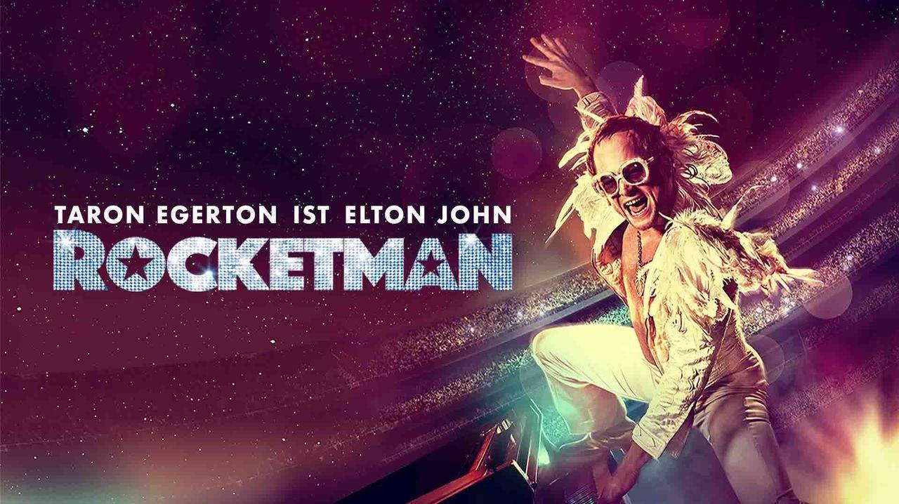 Rocketman - Artwork - Bildquelle: 2021 Paramount Pictures. All Rights Reserved.
