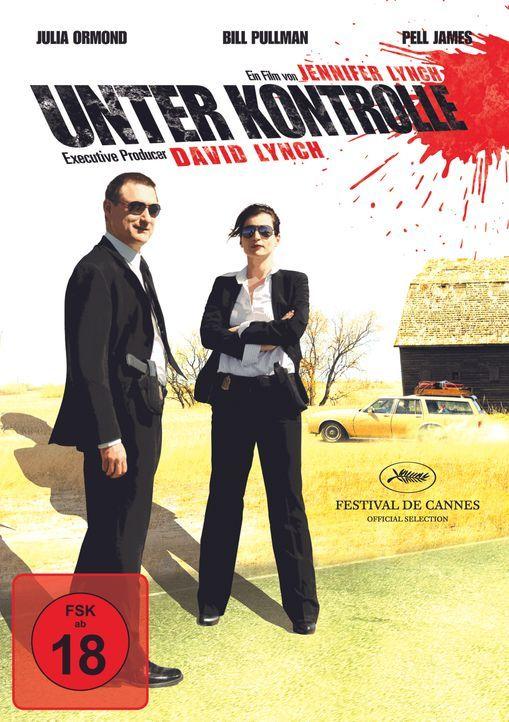 Unter Kontrolle - Plakatmotiv - mit Bill Pullman, l. und Julia Ormond, r. - Bildquelle: 2008 Warner Brothers