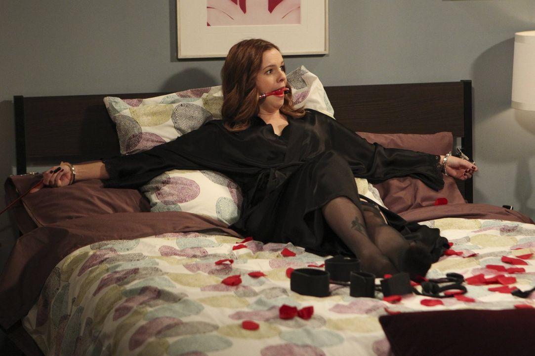 Lässt nichts unversucht, um in der Beziehung zu Brooke die Leidenschaft neu zu entfachen: Jenny (Amber Tamblyn) ... - Bildquelle: Warner Brothers Entertainment Inc.