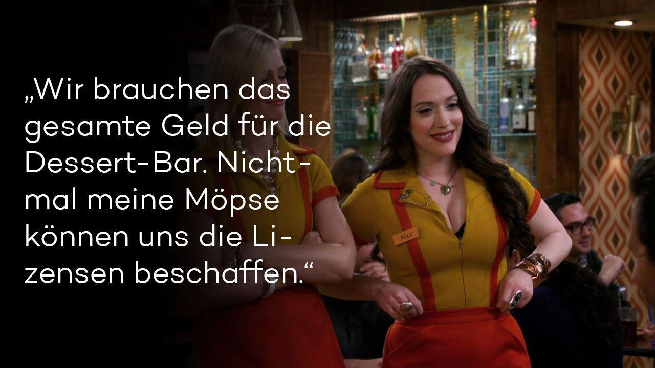 2 Broke Girls Staffel 5 Folge 19 Bild 6