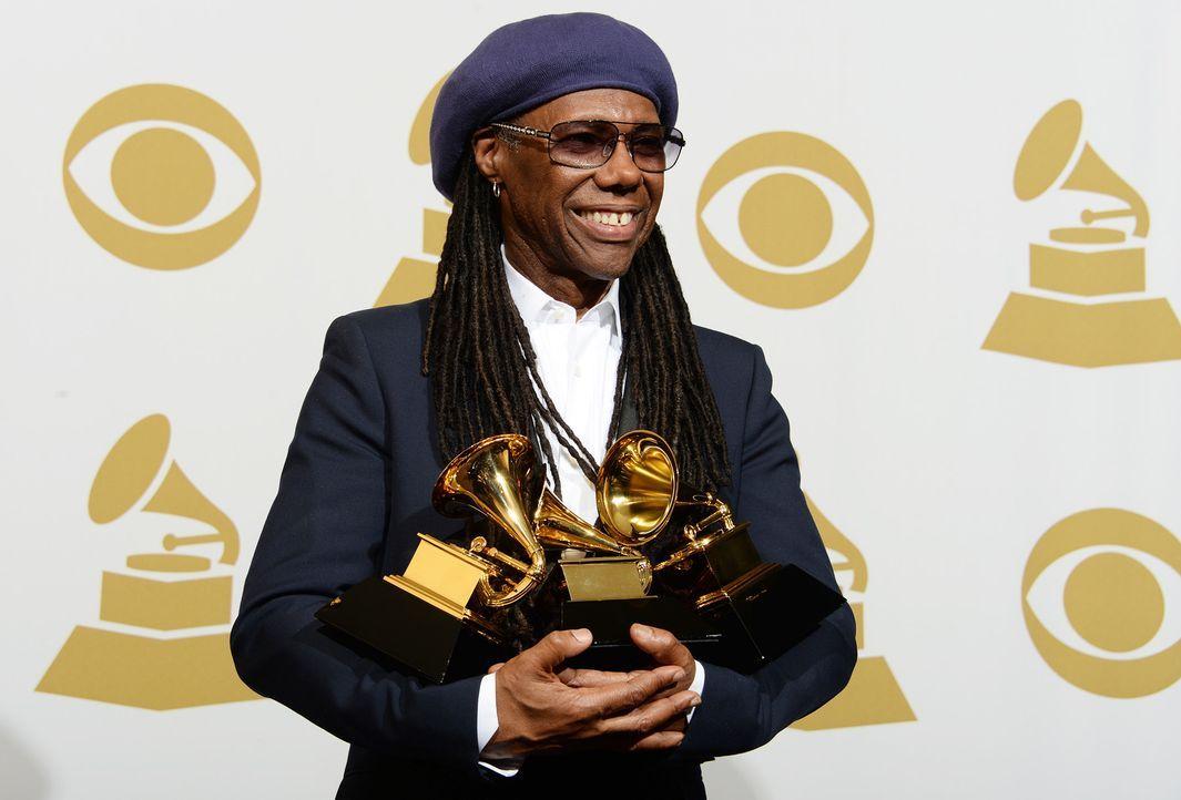 Grammy-Awards-Nile-Rodgers-14-01-26-AFP - Bildquelle: AFP