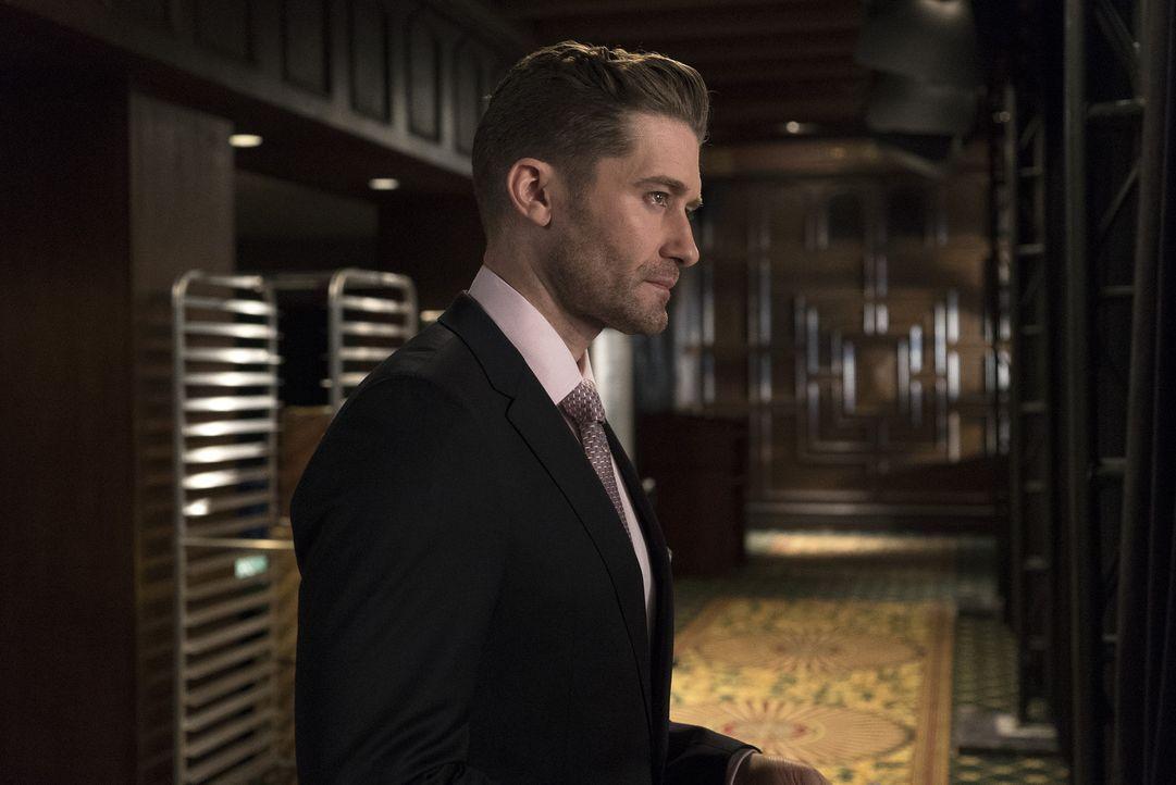 Als Karev das dunkle Gehimnis von Paul Stadler (Matthew Morrison) herausfindet, spitzt sich die Situation zu ... - Bildquelle: 2017 American Broadcasting Companies, Inc. All rights reserved.