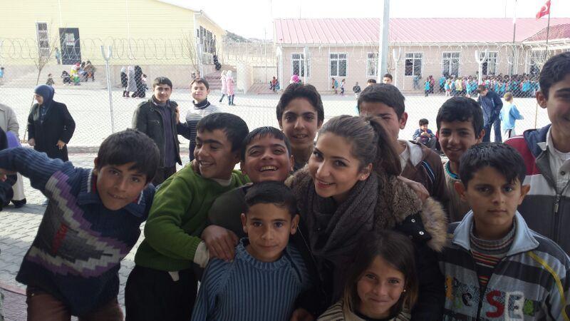 Yasmin hat neue Freunde