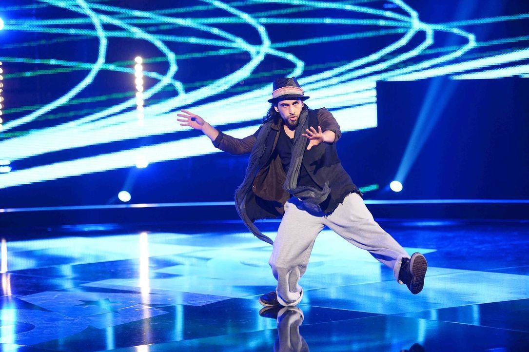 Got-To-Dance-Arman-Pour-Kashani-05-SAT1-ProSieben-Willi-Weber - Bildquelle: SAT.1/ProSieben/Willi Weber