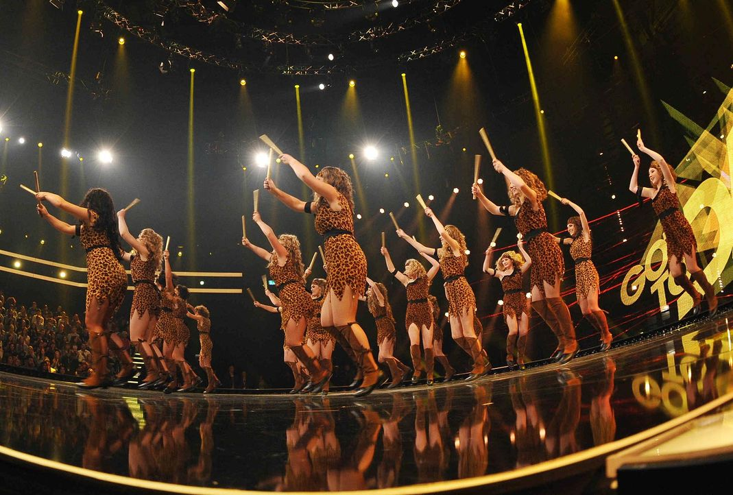 Got-To-Dance-The-Art-Act-Tap-Dancer-03-SAT1-ProSieben-Willi-Weber - Bildquelle: SAT.1/ProSieben/Willi Weber