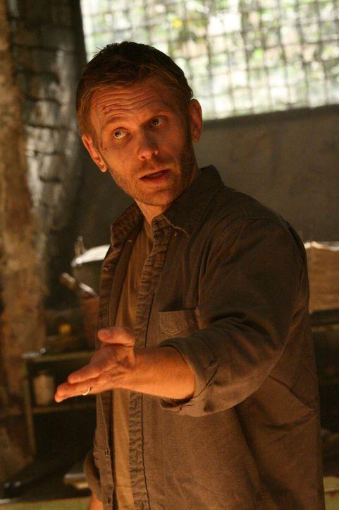 Sam, Dean, Jo und Ellen versuchen nach wie vor, Luzifer (Mark Pellegrino) zu töten. Allerdings kommt Meg ihnen in die Quere und hetzt die Höllenhu... - Bildquelle: Warner Bros.