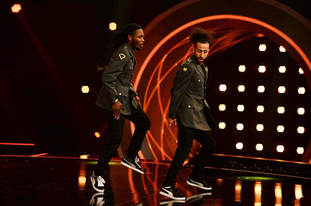 Got-To-Dance-Two-Abstract-02-SAT1-ProSieben-Willi-Weber - Bildquelle: SAT.1/ProSieben/Willi Weber