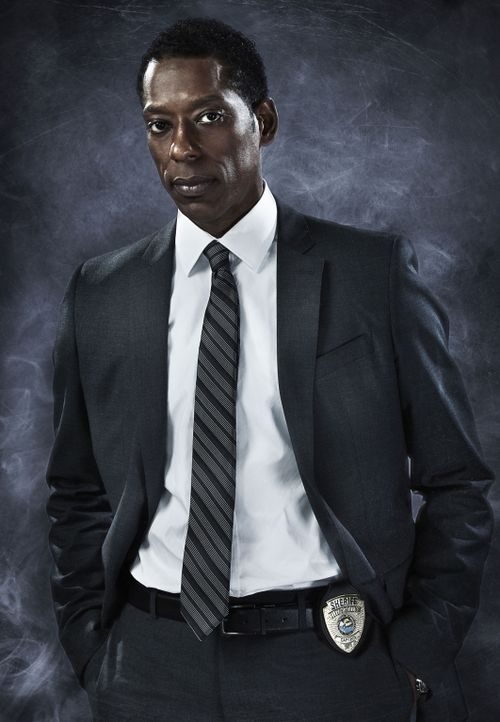 (1. Staffel) - Schenkt den mysteriösen Erklärungen kein Glauben: Captain Frank Irving (Orlando Jones) ... - Bildquelle: 2013 Twentieth Century Fox Film Corporation. All rights reserved.