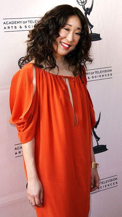 Grey's Anatomy - Darsteller: Cristina (Sandra Oh) 957 x 1700 - Bildquelle: getty-AFP