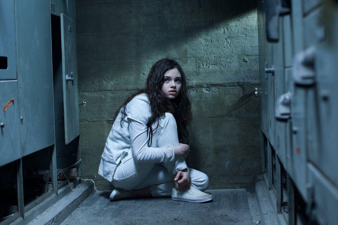 Nach 15 Jahren in Gefangenschaft erwacht Vampirin Selene. Kaum befreit, findet sie heraus, dass sie eine Tochter im Teenageralter hat: Eve (India Ei... - Bildquelle: 2012 Lakeshore Entertainment Group LLC. All Rights Reserved.