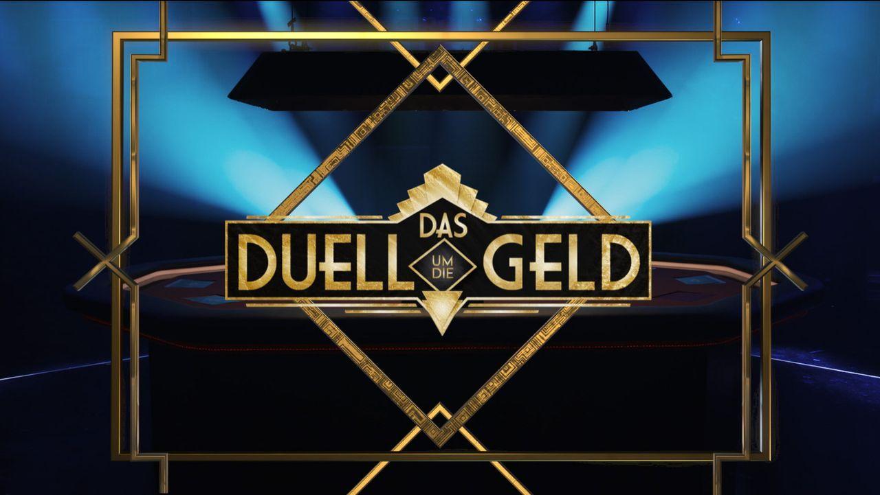 Das Duell um die Geld - Logo - Bildquelle: ProSieben