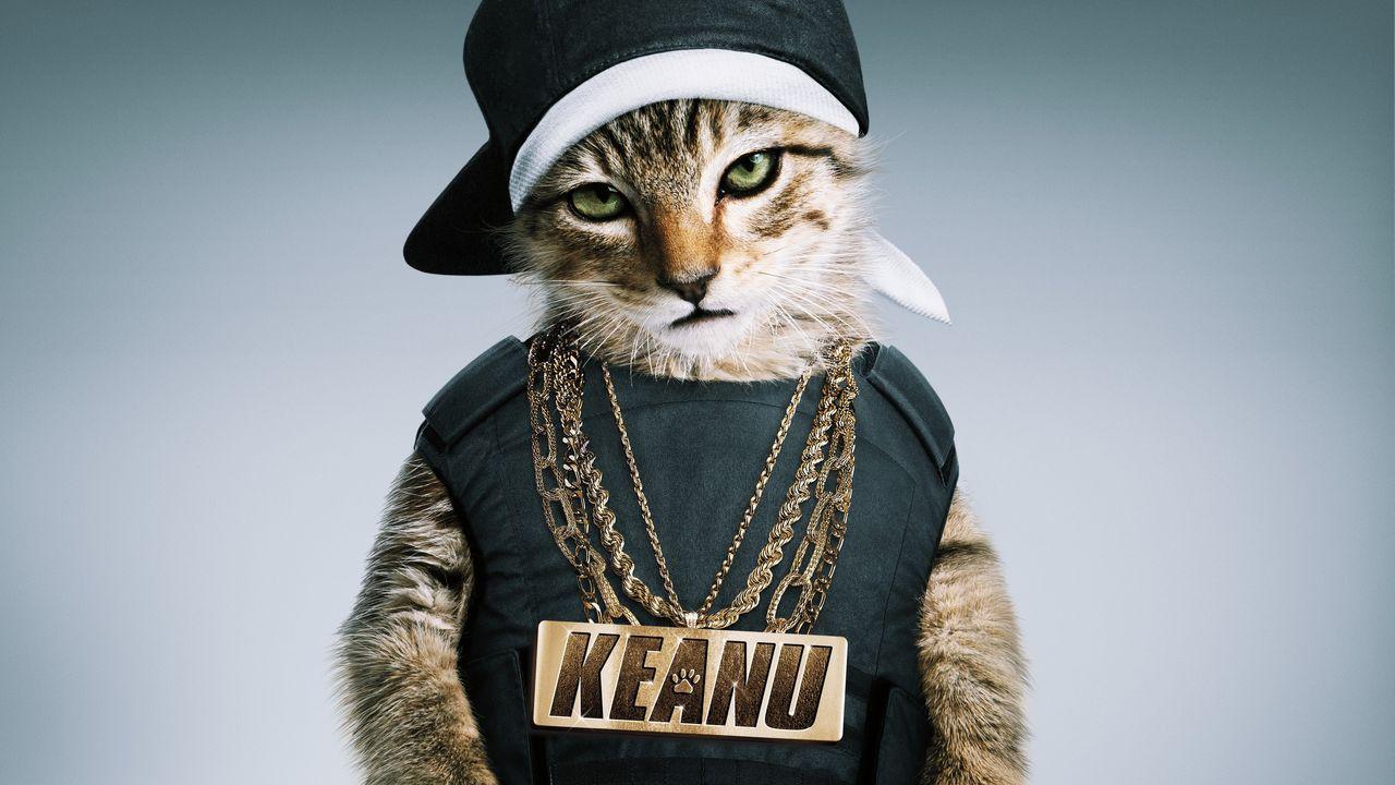 Keanu - Her mit dem Kätzchen - Artwork - Bildquelle: Warner Bros. Entertainment Inc.