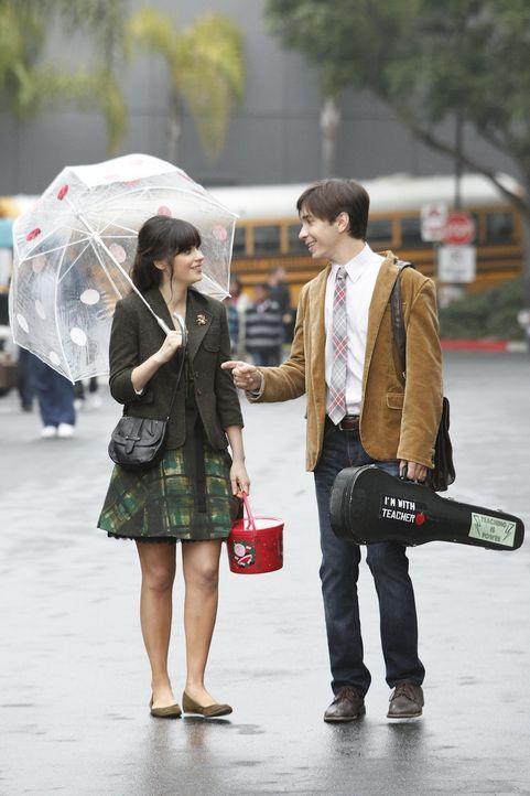 Sind glücklich miteinander: Jess (Zooey Deschanel, l.) und Paul (Justin Long, r.) ... - Bildquelle: 20th Century Fox