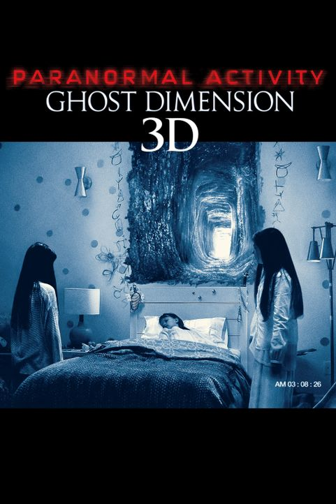 PARANORMAL ACTIVITY: GHOST DIMENSION - Artwork - Bildquelle: 2015 Paramount Pictures.