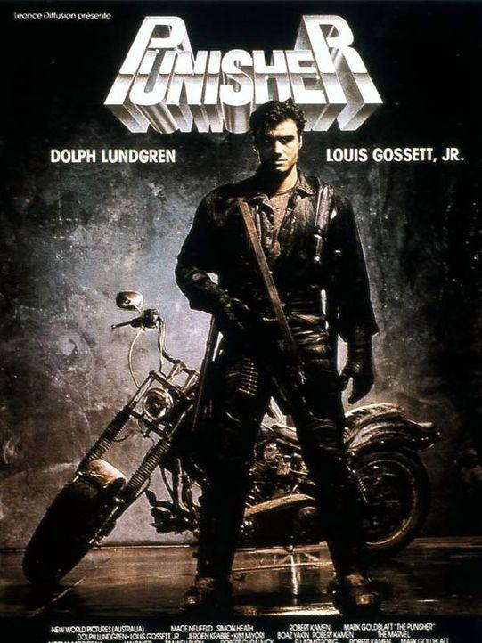 The Punisher - Plakatmotiv - Bildquelle: 1989 New World Pictures (Australia), Ltd.