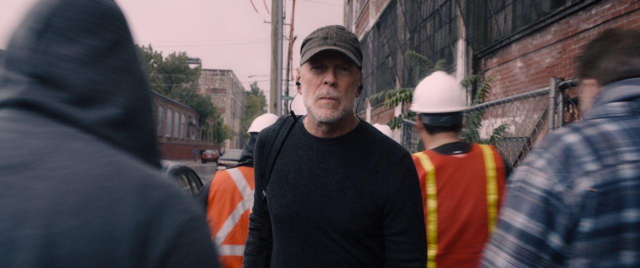 David Dunn (Bruce Willis) - Bildquelle: 2019 Universal Studios. All Rights Reserved.