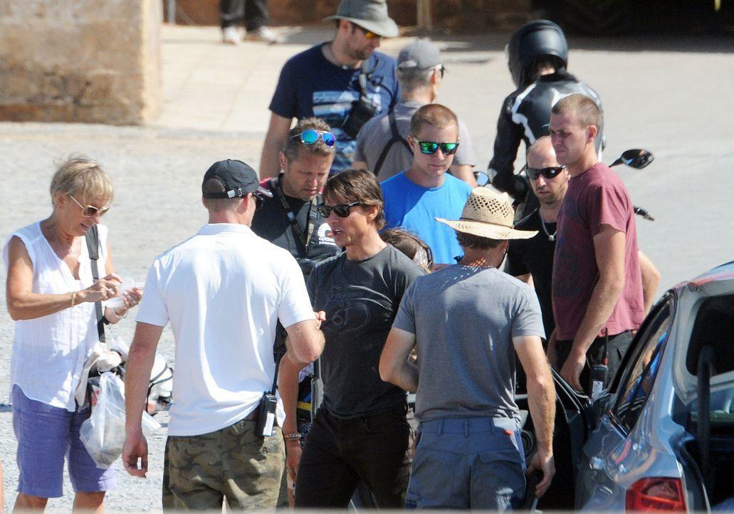 Mission-Impossible5-Dreharbeiten-14-09-25-5-AFP - Bildquelle: AFP
