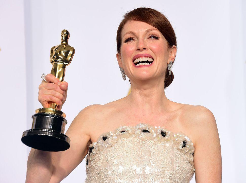 Beste-Hauptdarstellerin-2015-Julianne-Moore-AFP - Bildquelle: AFP